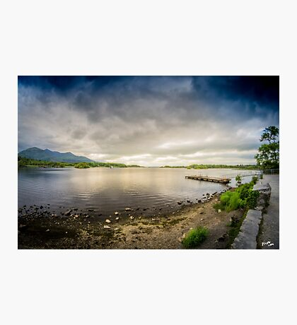 Lough Leane Sunset Photographic Print
