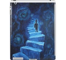Oil Painting - Enter the Spirit of Magic, 2011 iPad Case/Skin