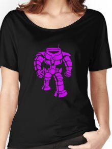 Manbot - Purple Variant Women's Relaxed Fit T-Shirt