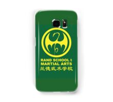 Rand School of Martial Arts Shirt Samsung Galaxy Case/Skin