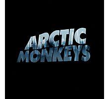Arctic Monkeys Foggy City  Photographic Print