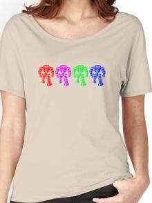 Manbot - Multi Bot Variant Women's Relaxed Fit T-Shirt