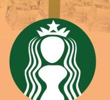 Starbucks Passion Tea Sticker