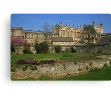 Christ Church College Canvas Print