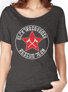 Dayz Elektro Rescue Team Women's Relaxed Fit T-Shirt