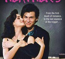 Heathers (1989) Movie Poster by jaydehendo