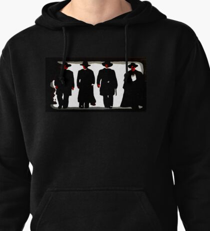 Shootout at the O.K. Corral Pullover Hoodie