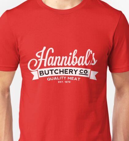 Hannibal's Butchery (LIGHT) Unisex T-Shirt