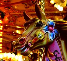 Victoria Square Carousel by Mark Wilson