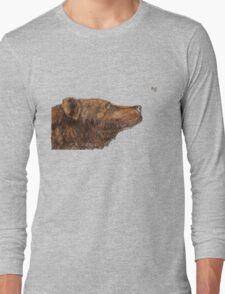 Bear Necessities by Inkspot Long Sleeve T-Shirt
