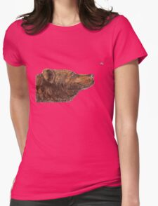 Bear Necessities by Inkspot Womens Fitted T-Shirt