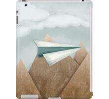 Paper Airplane 24 iPad Case/Skin