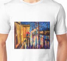 Love in the Rain (Digital Touch) Unisex T-Shirt