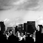 Black & White New York City by Mark Wilson