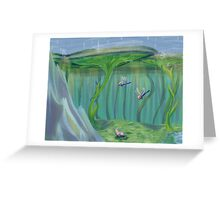 Under Greeting Card