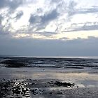 Reculver Bay by chihuahuashower