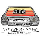 Awesome Mix Vol 1 Cassette Tape (Guardians of the Galaxy) by PlainOlBrod