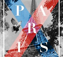 Paris by iamsla