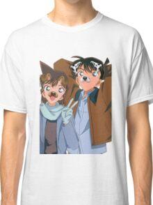 Shinichi X Ran sanpchat filter Classic T-Shirt