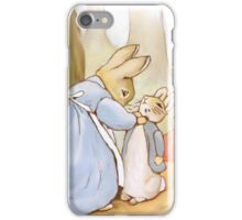 Peter Rabbit 002 iPhone Case/Skin