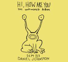 Hi, How Are You (Daniel Johnston) Kids Clothes