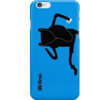 Adventure Time Bmo's Campaign (Apple iPod Parody). Finn Version. iPhone Case/Skin