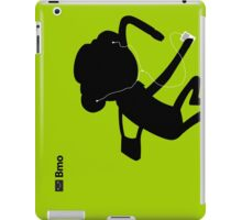 Adventure Time Bmo's Campaign (Apple iPod Parody). Party Pat Version. iPad Case/Skin
