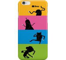 Adventure Time Bmo's Campaign (Apple iPod Parody). iPhone Case/Skin