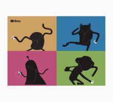 Adventure Time Bmo's Campaign (Apple iPod Parody). Kids Tee