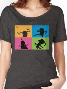 Adventure Time Bmo's Campaign (Apple iPod Parody). Women's Relaxed Fit T-Shirt