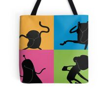 Adventure Time Bmo's Campaign (Apple iPod Parody). Tote Bag