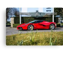 Ferrari LaFerrari  Canvas Print