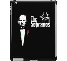 The Sopranos (The Godfather mashup) iPad Case/Skin
