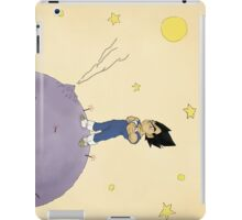 The Little Prince Of Saiyans iPad Case/Skin