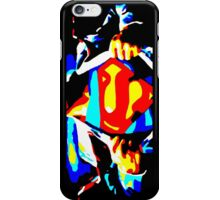 The Man of Steel iPhone Case/Skin