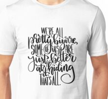 The Breakfast Club Quote Unisex T-Shirt