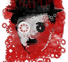 Charlie Chaplin Modern Times Machine by MousMuse