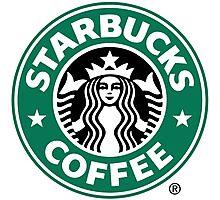 Starbucks Photographic Print