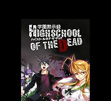 Highschool of the dead by Cypher One