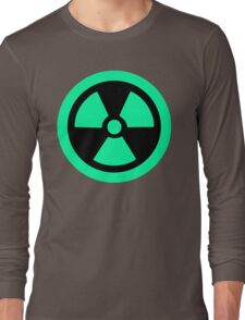 Fluo Radioactive Long Sleeve T-Shirt