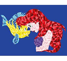 The Little Mermaid Photographic Print
