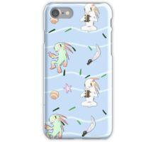 Murloc Pattern iPhone Case/Skin