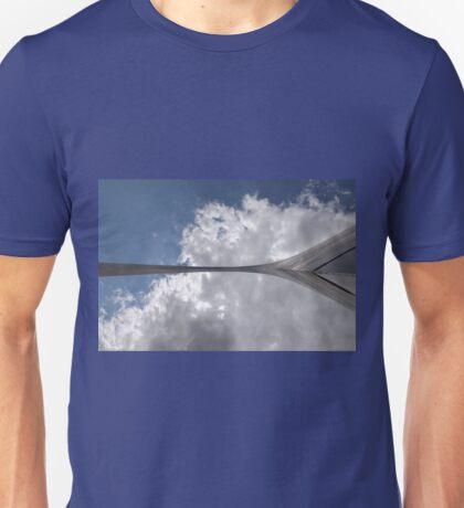 Gateway Arch Unique View Unisex T-Shirt