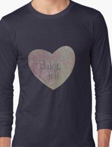 Baby Doll Long Sleeve T-Shirt