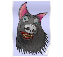 Wait... is Charlie a werewolf? Poster