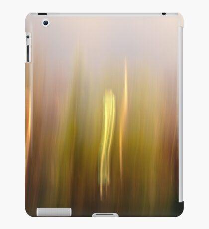 Looking Out My Back Door iPad Case/Skin