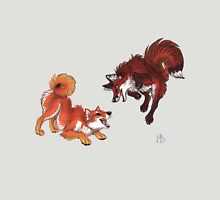 Lookalikes: Shiba & Fox Unisex T-Shirt