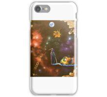 A Starry Night Dream iPhone Case/Skin