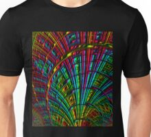 CHROME RAINBOW Unisex T-Shirt