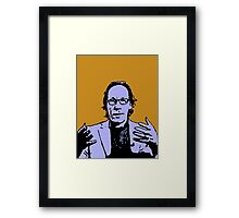 Lawrence Krauss Framed Print